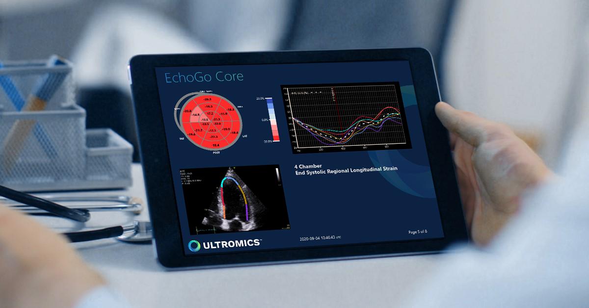 EchoGo Core on tablet-1