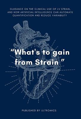Ultromics Myocardial Strain ebook