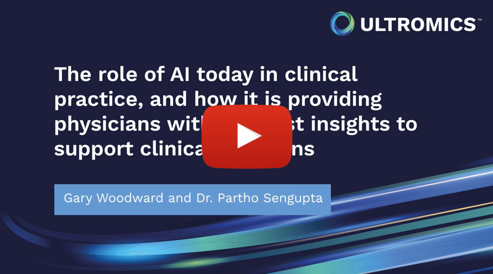 Role of AI today webinar cover